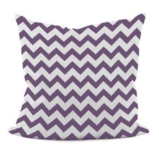 Chevron Decorative Throw Pillow