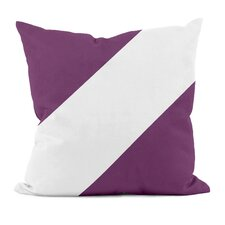 Bold Stripe Throw Pillow