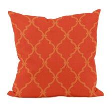 Trellis Throw Pillow