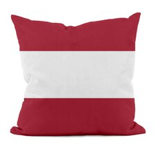 Big Stripe Horizontal Decorative Throw Pillow