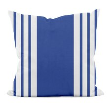 Big and Bold Stripe Décorative Outdoor Pillow