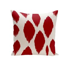 Abstract Decorative Outdoor Pillow