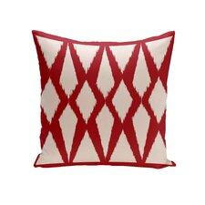 Geometric Decorative Outdoor Pillow