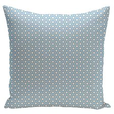 Geometric Euro Pillow