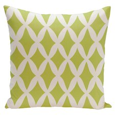 Holiday Brights Geometric Throw Pillow