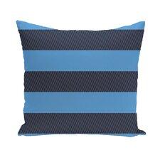 Awning Stripes Print Outdoor Pillow