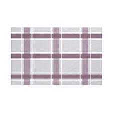Criss Cross Applesauce Plaid Print Throw Blanket