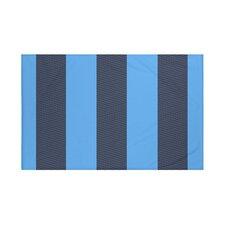Windward Stripes Print Throw Blanket