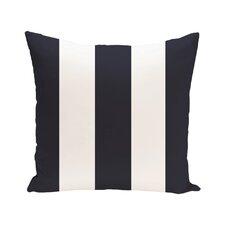 Awning Stripe Print Outdoor Pillow