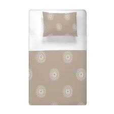 Subline Floating Floral Duvet Cover