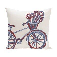 Bicicleta Outdoor Pillow
