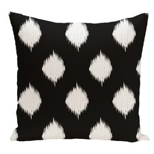 Geometric Decorative Floor Pillow
