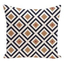 Geometric Decorative Floor Pillow