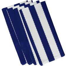 Stitch in Time Stripe Napkin (Set of 4)