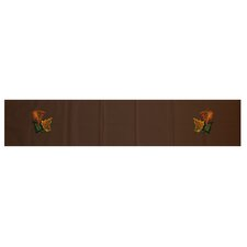 Autumn Colors Floral Print Table Runner