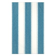 Striate Stripe Stripe Print Throw Blanket