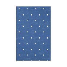 Surf, Sand, & Sea Dorothy Dot Geometric Throw Blanket