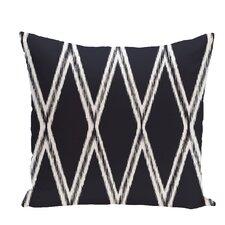 Gate Keeper Geometric Print Throw Pillow