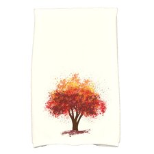 Flipping for Fall Hand Towel