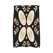 Holiday Wishes Tradition Hand Towel