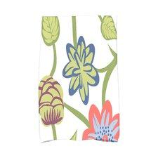 Botanical Blooms Tropical Hand Towel