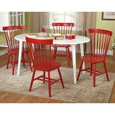 Naples 5 Piece Dining Set