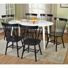 Naples 7 Piece Dining Set