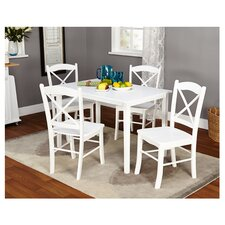 Kaitlyn 5 Piece Dining Set