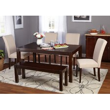 Axis 6 Piece Dining Set
