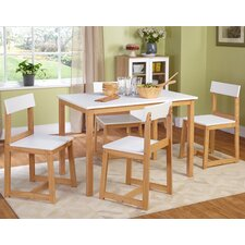 Aria 5 Piece Dining Set