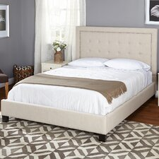 Cortina Queen Panel Bed