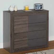 Eden 4 Drawer Chest