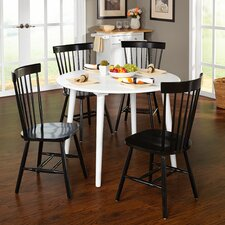 Raveena 5 Piece Dining Set