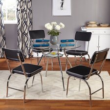 Mable 5 Piece Dining Set