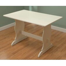 Nook Dining Table in Antique White