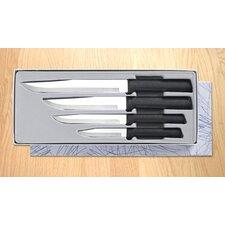 4 Piece Wedding Register Knife Gift Set