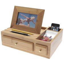 Desk Organiser & Photo Frame