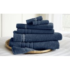 6-Piece Egyptian Quality Cotton Towel Set