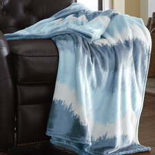Ombre Oversized Luxury Throw Blanket