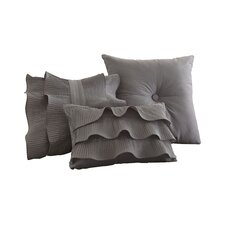 Mandalay Bay 3 Piece Decorative Cotton Breakfast and Throw Pillow Set