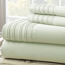 Fine Linens 1000 Thread Count 4 Piece Sheet Set