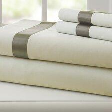 Fine Linens 400 Thread Count Cotton Sheet Set