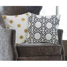 Contempo Cotton Throw Pillow (Set of 2)