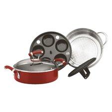 Circulon Chakall Saute Pan Set with Lids