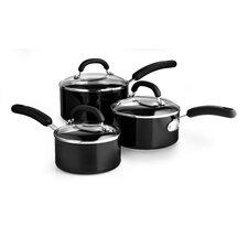 3-Piece Non-Stick Cookware Set