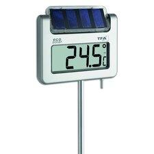 Digitales Solar-Gartenthermometer Avenue