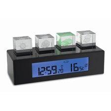 Funk-Wetterstation Crystal Cube