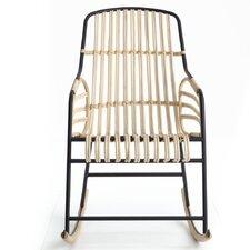 Raphia Rocking Chair