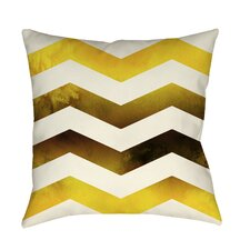 Ombre Printed Throw Pillow
