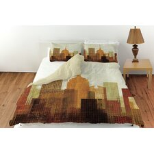 Summer in the City II Duvet Cover Collection